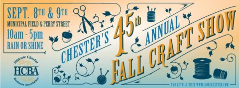 Chester's 45th Annual Fall Craft Show @ Gazebo Park | Chester | New Jersey | United States