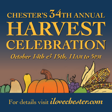 Chester's 34th Annual Harvest Celebration @ Downtown Chester