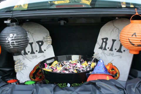 Trunk or Treat @ Chubb Park | Chester | New Jersey | United States