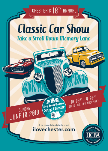 Classic Car Show @ Main Street, Chester NJ