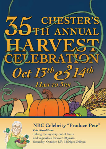 Chester's 35th Annual Harvest Celebration @ Downtown Chester | Chester | New Jersey | United States