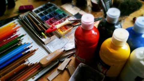 Fall Art Classes @ The Field House at Grove Street Park | Chester | New Jersey | United States