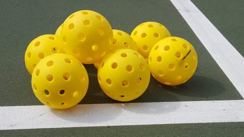 Fall Pickleball @ Grove Street Park   Chester   New Jersey   United States