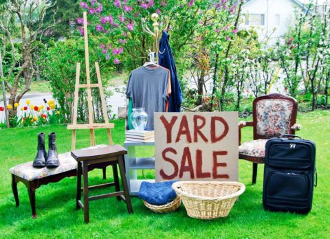 2018 Chester Town-wide Garage Sale @ Borough & Township Wide
