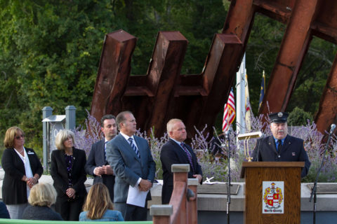 Morris County Remembers 9/11 @ Morris County 9/11 Memorial Park | Morristown | New Jersey | United States