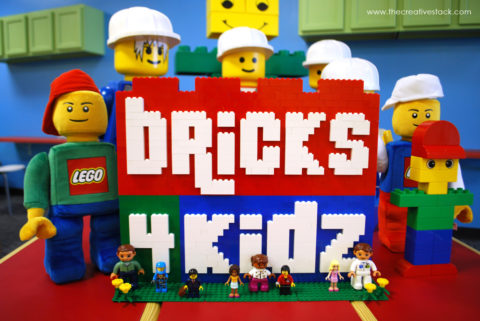 Bricks 4 Kidz: ALPHA BRICKS ADVENTURE - PRE-K @ The Field House at Grove Street Park